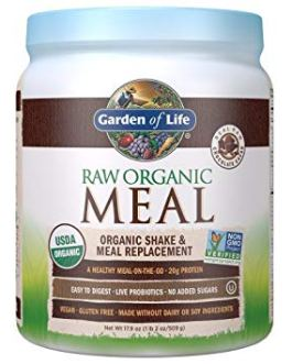 Garden of Life Raw Meal Replacement (Chocolate)
