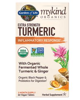 Garden of Life Mykind Extra Strength Turmeric
