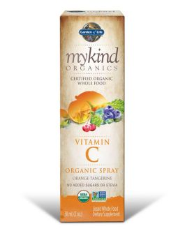 Garden of Life Mykind Vitamin C Spray (Orange Tangerine)