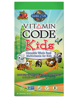 Garden of Life Vitamin Code Kid Multivitamin