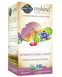 Garden of Life Mykind Women's Once Daily