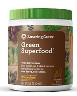 Amazing Grass Green Superfood (Chocolate)