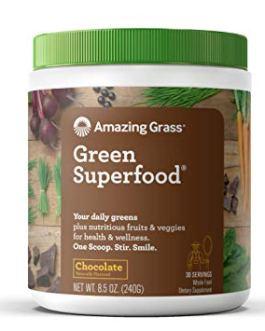 Amazing Grass Green Superfood (Chocolate)