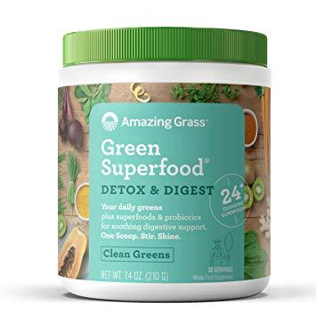 Detox Digest Front