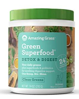 Amazing Grass Green Superfood Detox & Digest