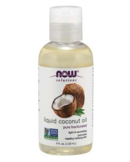 Now Fractionated Coconut Oil