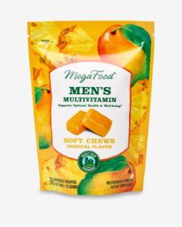 MegaFood Men's Multivitamin Chews