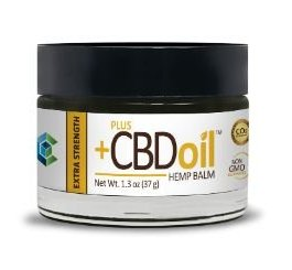 CV Sciences CBD Oil Extra Strength Balm