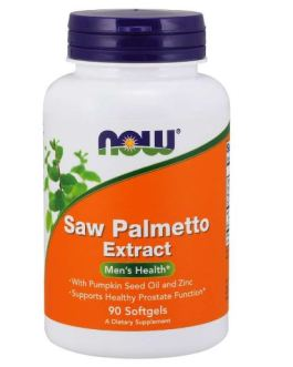 Now Saw Palmetto 80mg