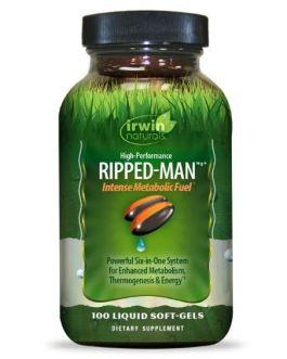 Irwin Naturals High Performance Ripped-Man