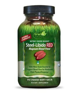 Irwin Naturals Steel-Libido RED