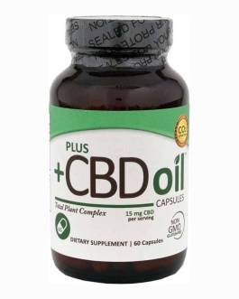 CV Sciences CBD Oil Capsules