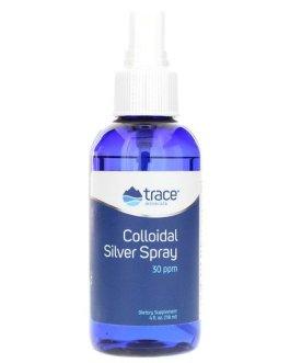 Trace Minerals Colloidal Silver Spray
