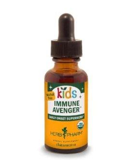Herb Pharm Kids Immune Avenger