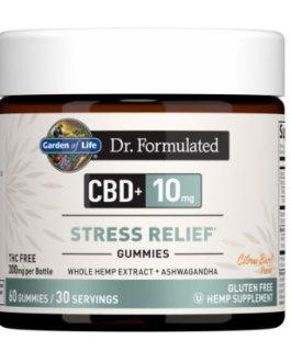 Garden of Life Stress Relief CBD Gummies