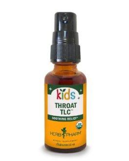 Herb Pharm Kids Throat TLC