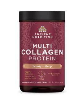 Ancient Nutrition Multi Collagen Beauty + Sleep