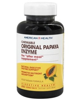 American Health Original Papaya Enzymes