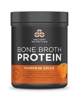 Ancient Nutrition Pumpkin Spice Bone Broth Protein
