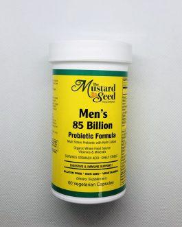 Men's 85 Billion Probiotic
