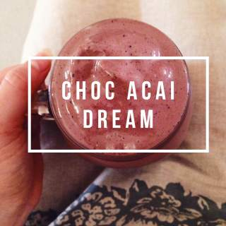 Choc Açai Dream