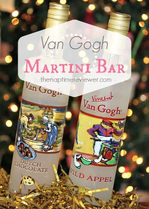 D.I.Y. Martini Bar Ideas