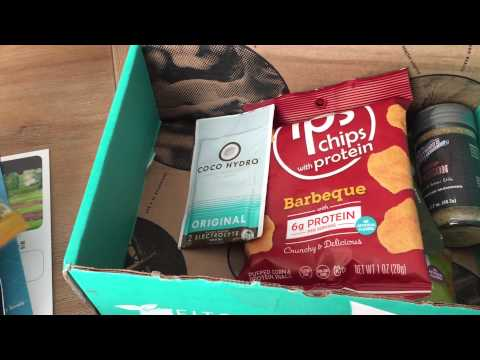 June Fitsnack Box + Free Gift