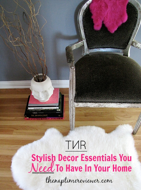 Even the smallest of decor items can make a huge impact on the overall feel of your home.