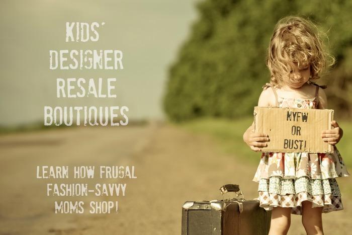 La-Ma-Rang Resale Boutique – Affordable Designer Fashion for Kids