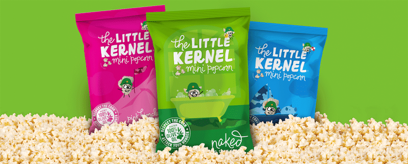 the little kernel popcorn assortment