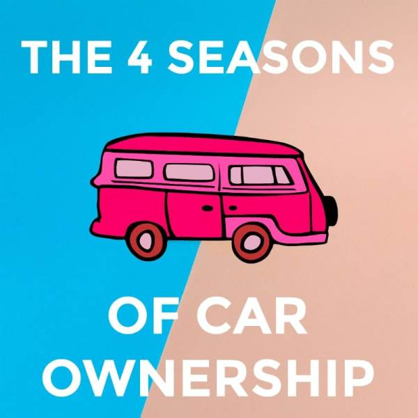 Four Seasons Of Car Ownership