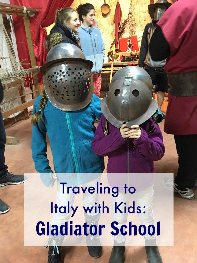 gladitor school