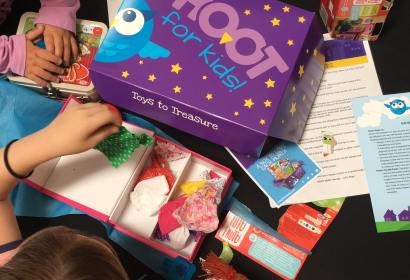 hoot box for kids