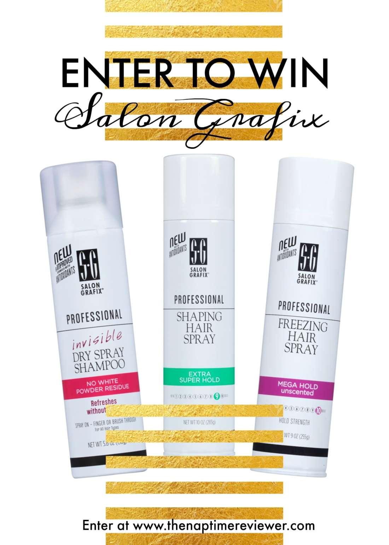 salon grafix giveaway