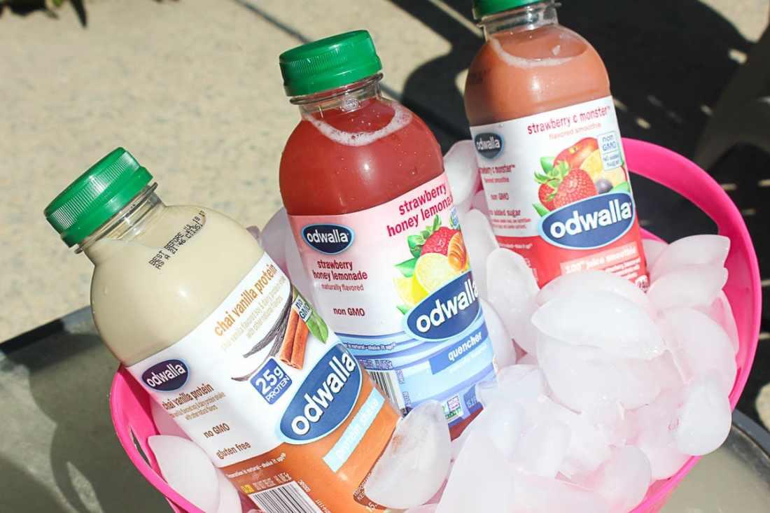 Odwalla Drinks