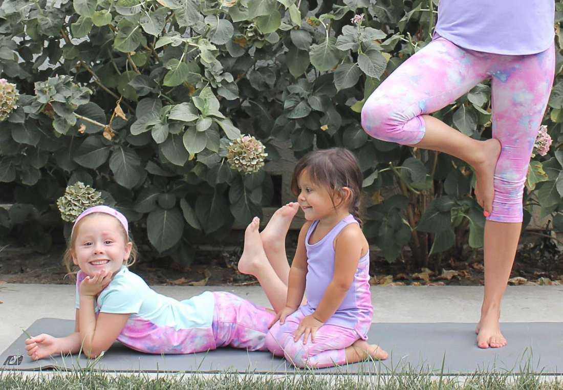 Mommy and Me Yoga Clothes