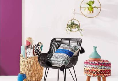Target Home Decor to Add a Pop of Color to Your Home
