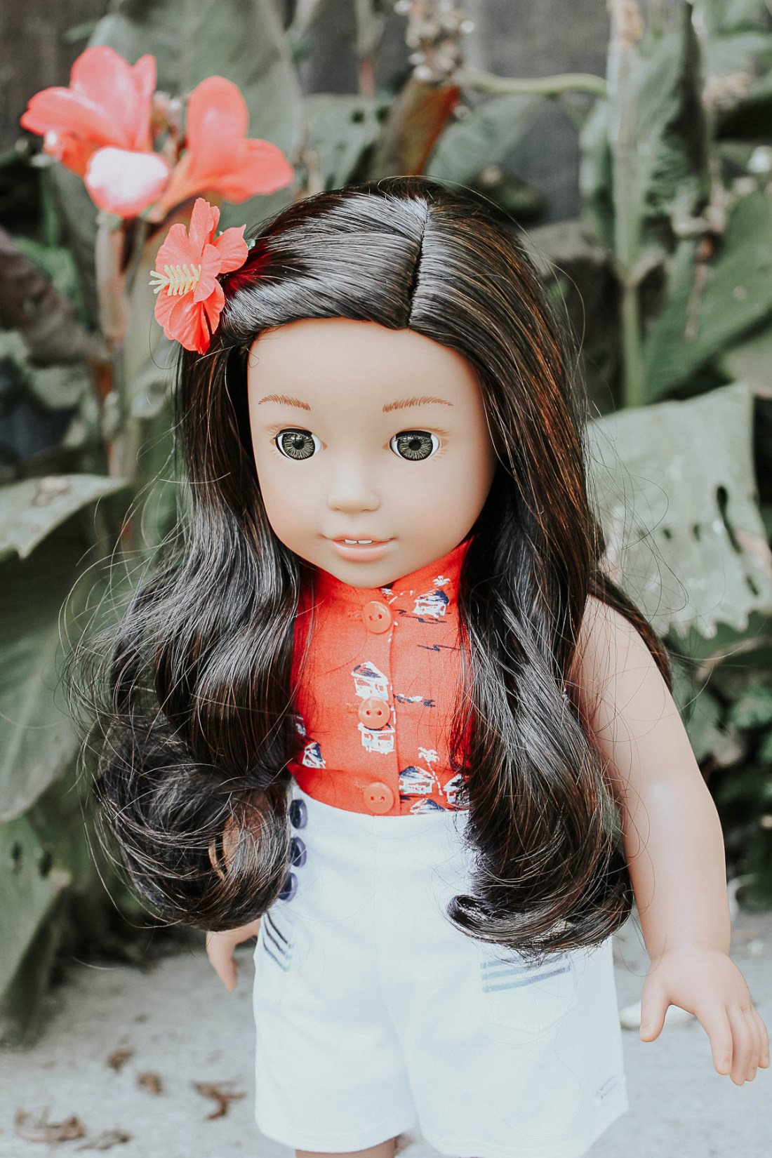 Hawaiian American Girl Doll - Nanea
