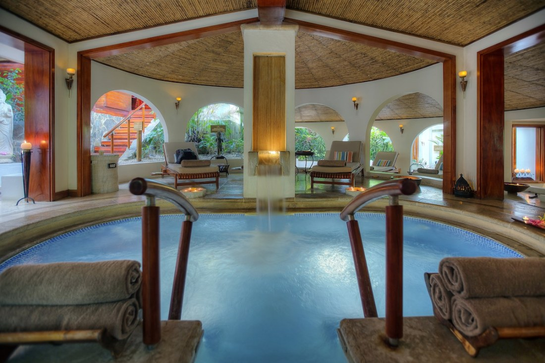 Tabacon Thermal Resort & Spa / Arenal, Costa Rica