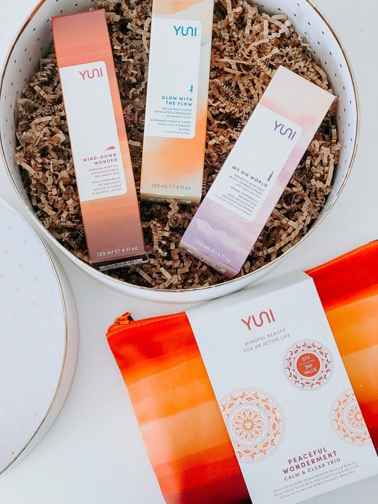 YUNI Beauty Gift Set