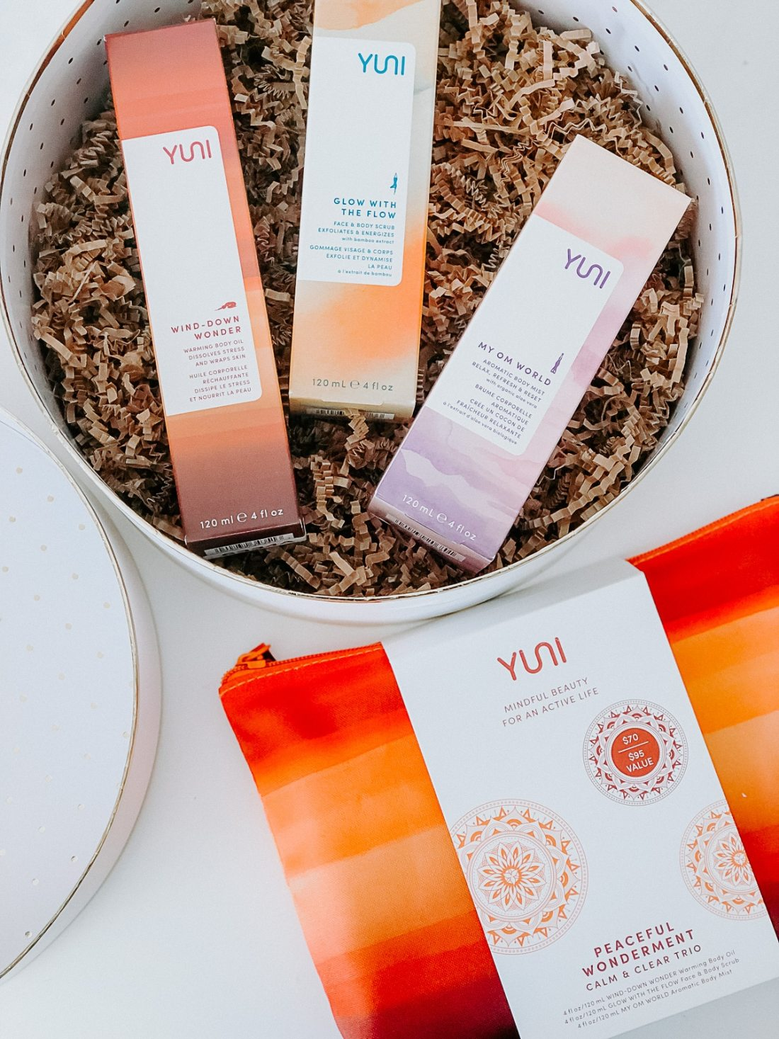 YUNI Beauty Gift Set