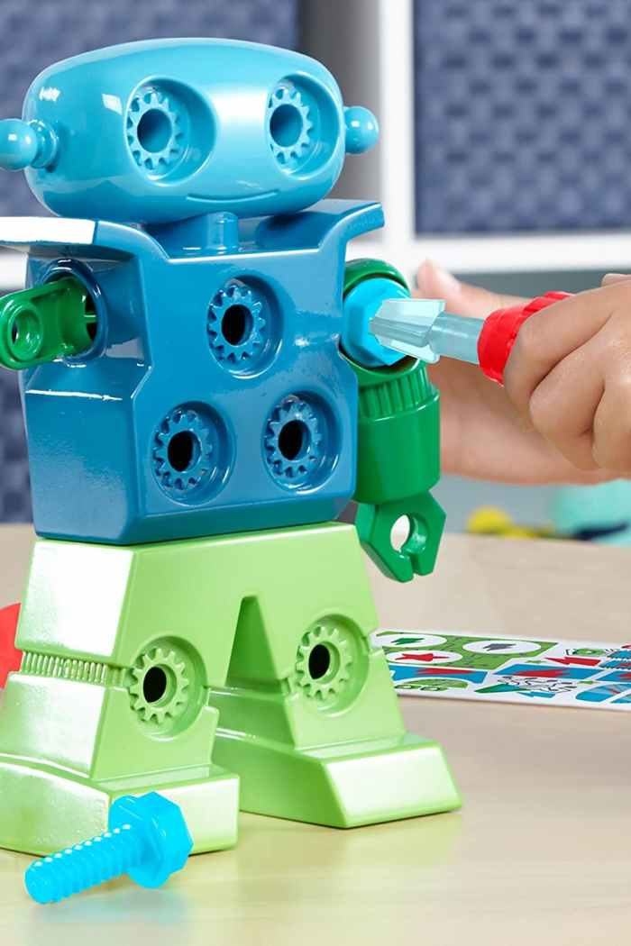 Educational Insights' Design & Drill Robot Review