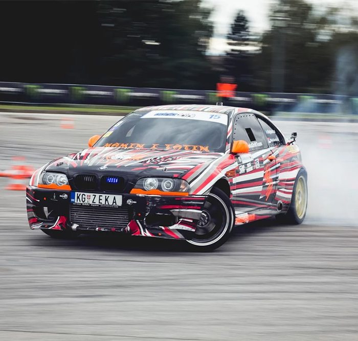 4x the Drifting Fun When You're Too Young to Drive
