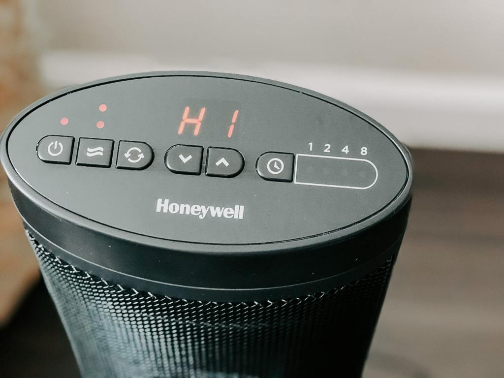 Honeywell Slim Ceramic Tower Heater