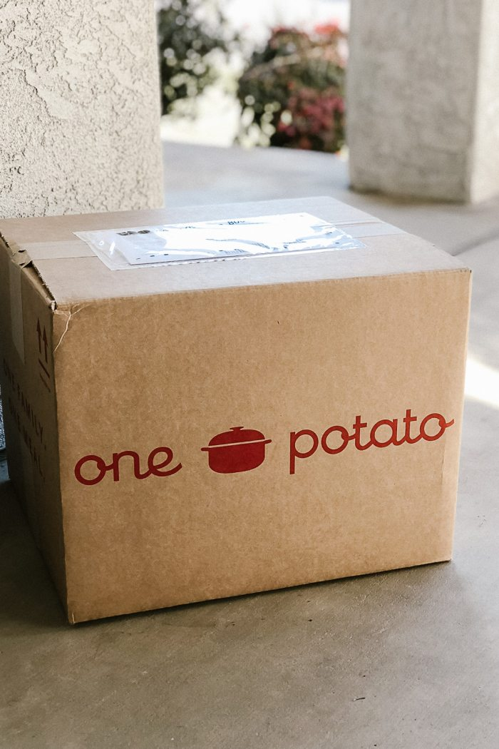 One Potato Coupon Code + Meal Kit Review