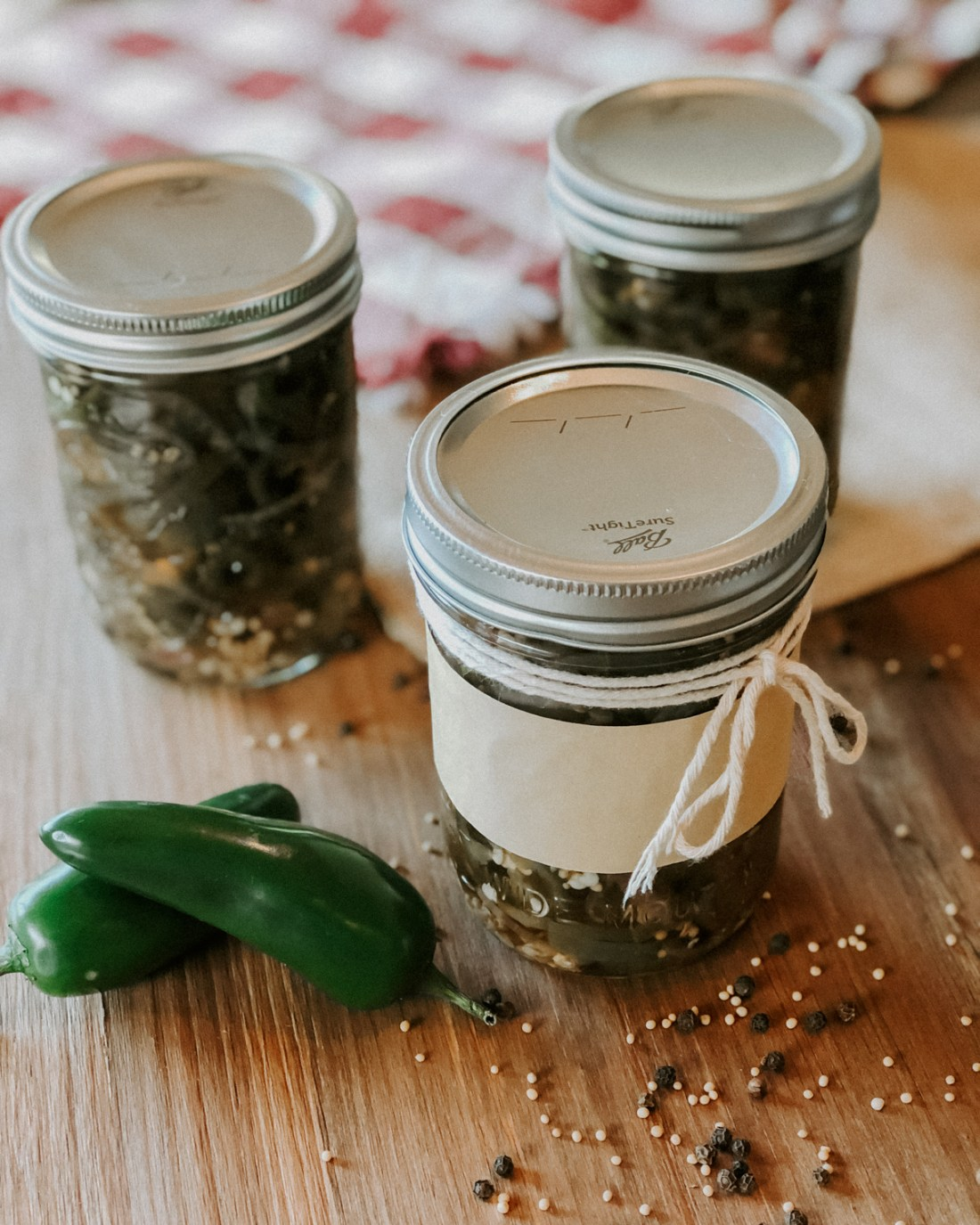 Pickled Jalapeno Recipe - Easy Canning Recipe