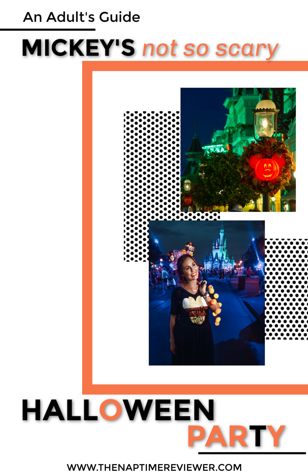 An Adult's Guide to Disney World's Mickey's NSSHP + Costume Ideas