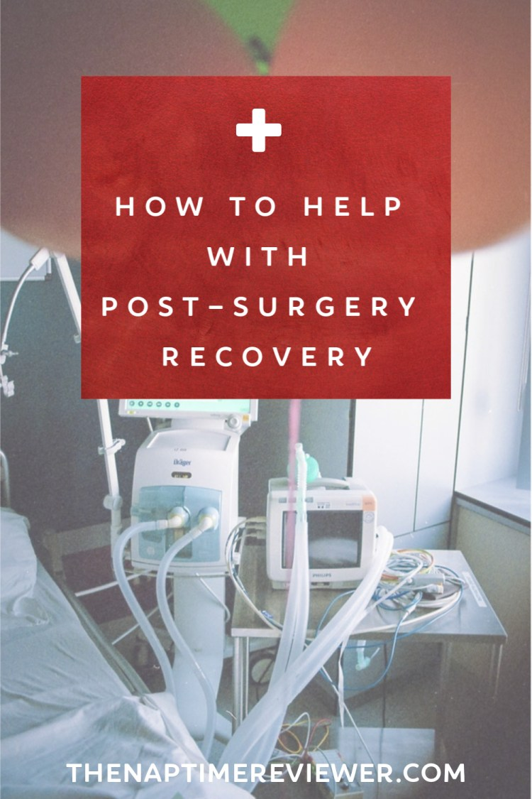 How to Help with Post-Surgery Recovery