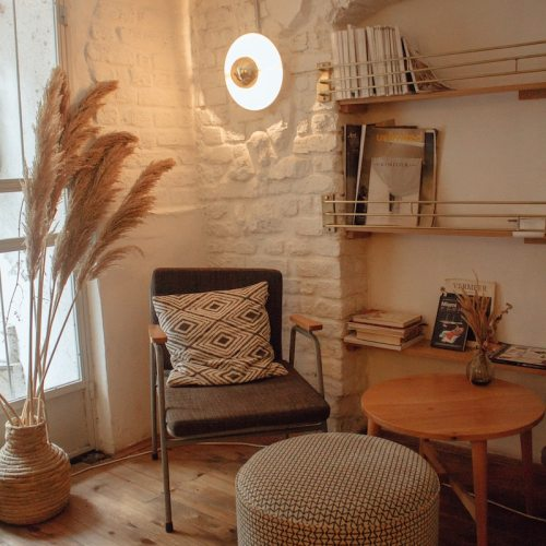 Pampas Grass interior