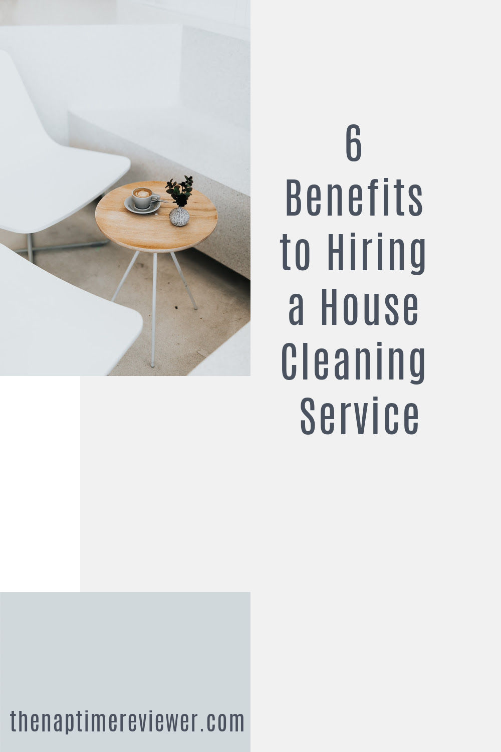 Benefits of hiring a cleaning service